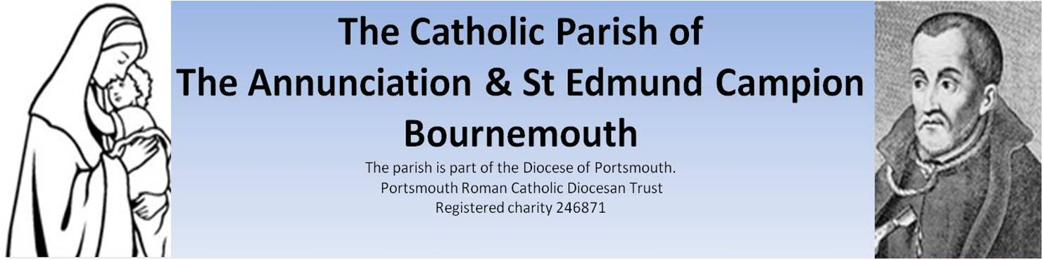The Annunciation & St Edmund Campion Parish